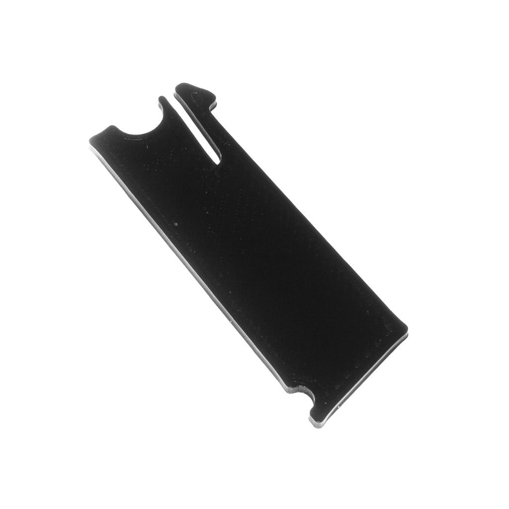 Heater Box Flap Bearing Plate