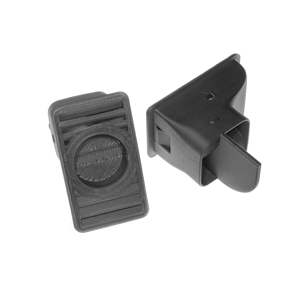 Dash Top Vents Speaker Mount – Custom