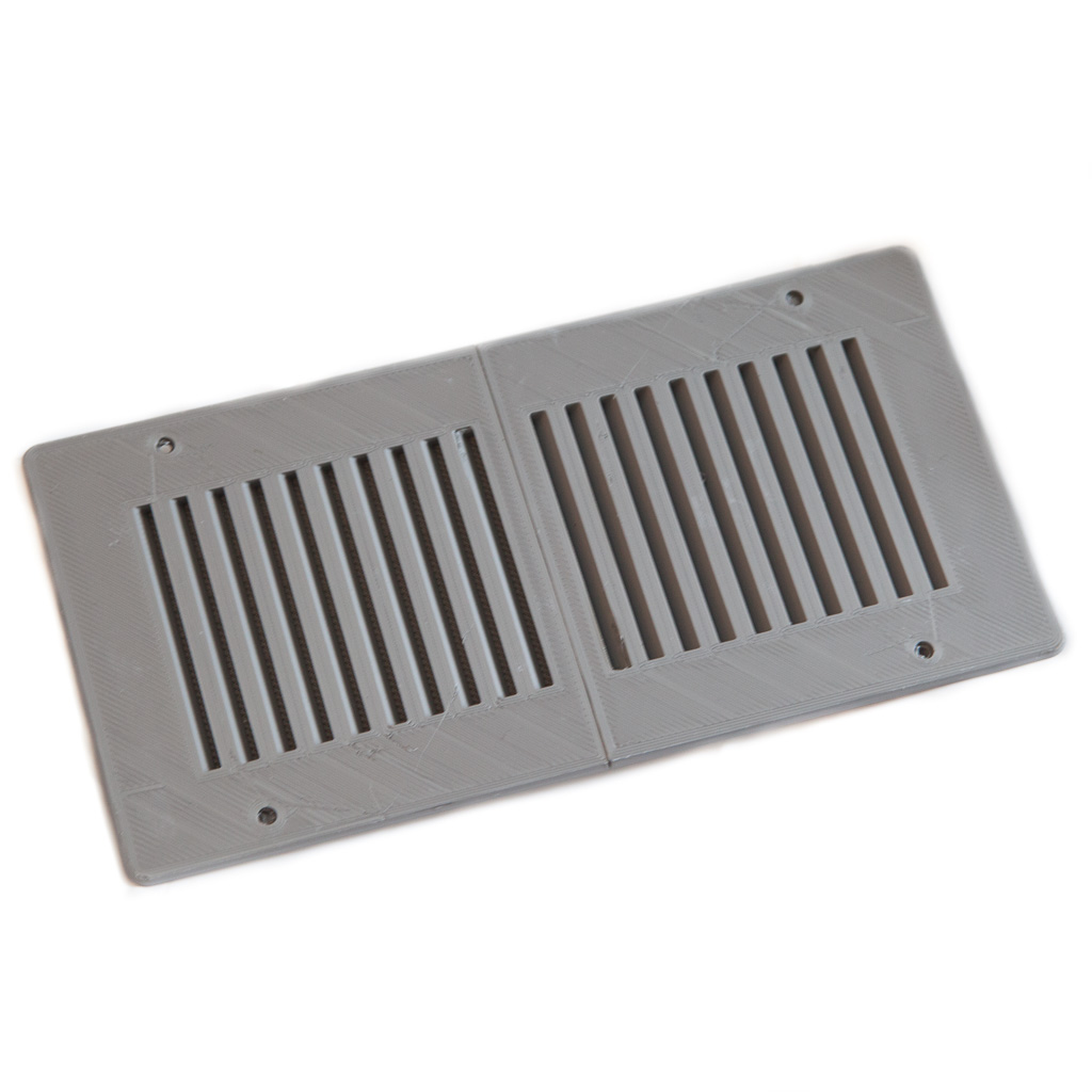 Vent Cover – Rear Bench