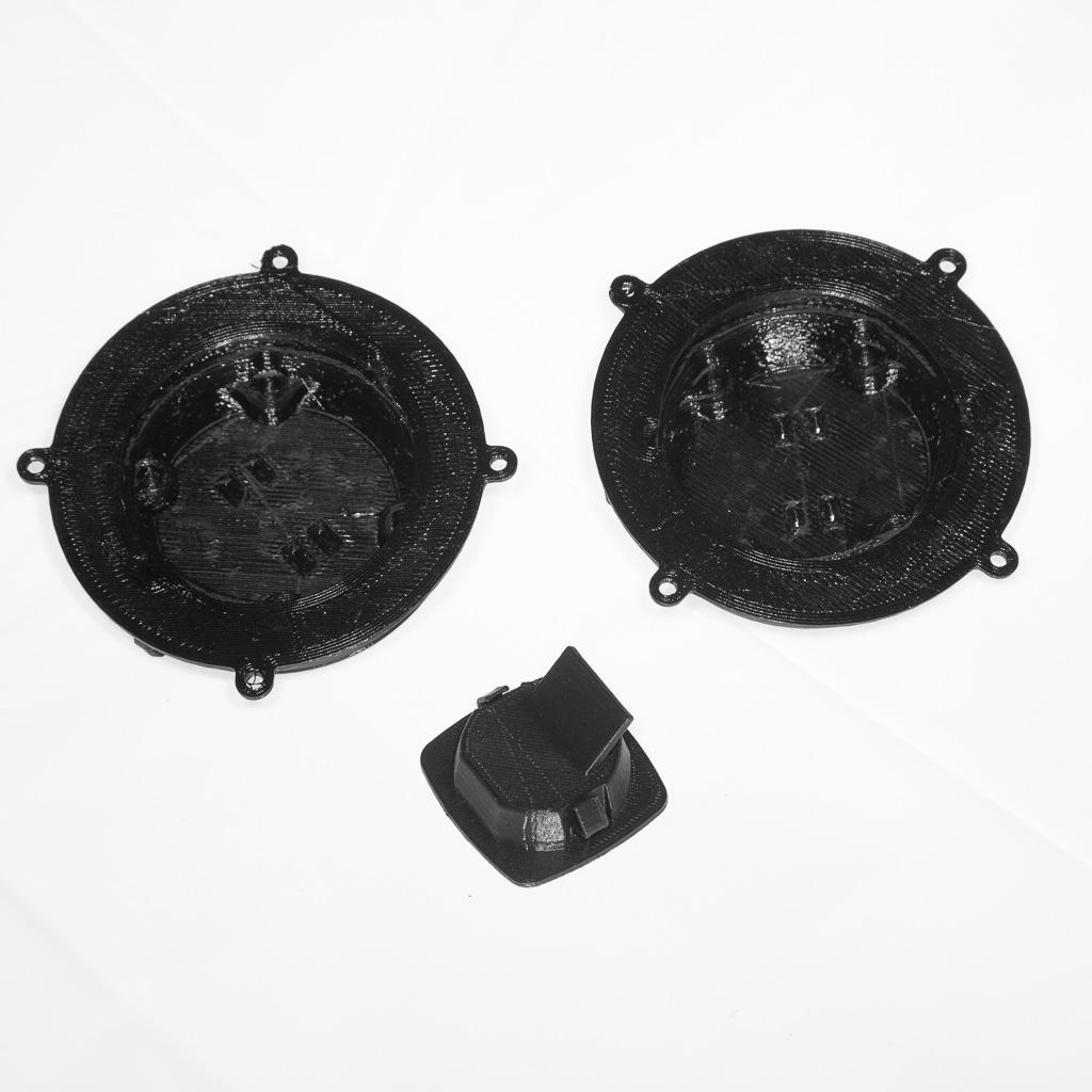 Manual Mirror Conversion – Electric Mirror Delete