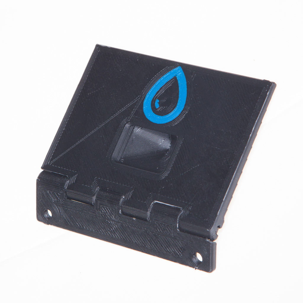 Water Filler Cover Flap